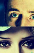 Innocent Eyes (Loki x OC) by joyceeewritessss11