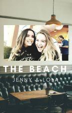 THE BEACH [jenny & lola] by natokay