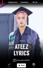 ATEEZ LYRICS by NCITIFY