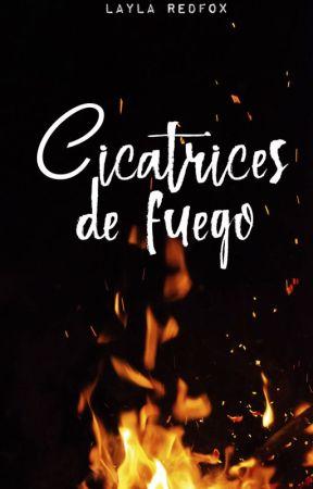 Cicatrices de fuego [KiriBaku] by Layla_Redfox