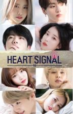 HEART SIGNAL X by hobisbeansprout