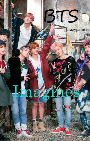 BTS Imagines by _crazypainter