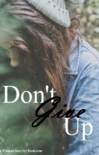 Don't Give Up cover
