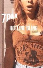 7pm- hotline bling • Nicki x Beyoncé by ness_alvarez