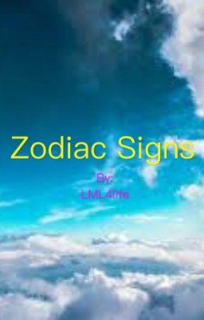 Zodiac signs  by LML4life