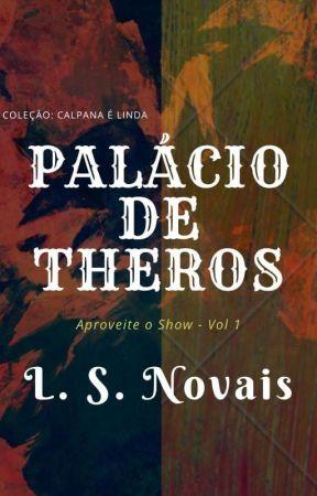 Palácio de Theros by LS_Novais