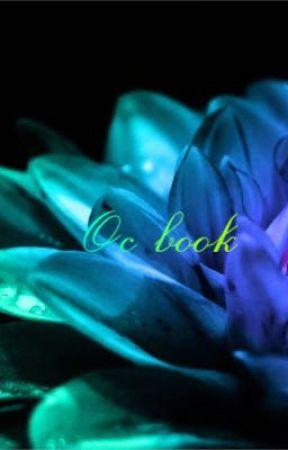 My Oc Book by RouguePhantom23