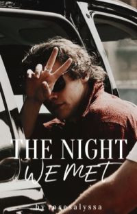 the night we met | h.s cover