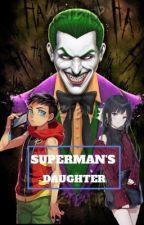 Superman's daughter ( Damian Wayne love story) by SamiKW