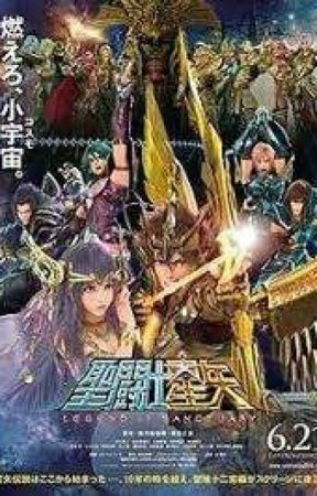 Saint seiya knights of zodiac:legend of sanctuary  by regarjunior
