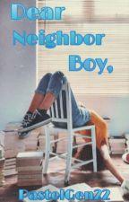 Dear Neighbor Boy, by PastelGen22