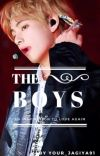 THE BOYS ✔️ cover