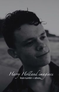 Harry Holland Imagines cover