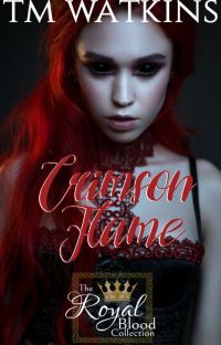 Crimson Flame ~ Book 1 - The Royal Blood Collection cover
