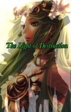 The Light of Destruction (Palutena X Godzilla shifter Reader) by RyanJersey