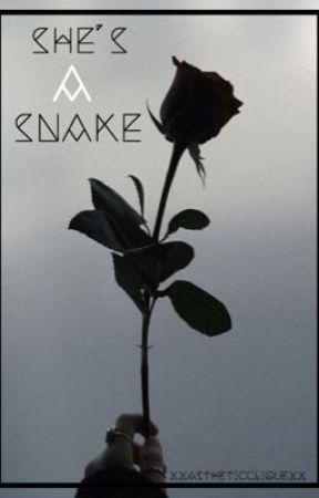 She's A Snake [Jughead Jones] by Bythemoons