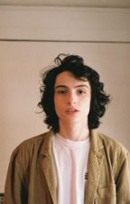 Cold/Finn Wolfhard × Reader\ by roary-