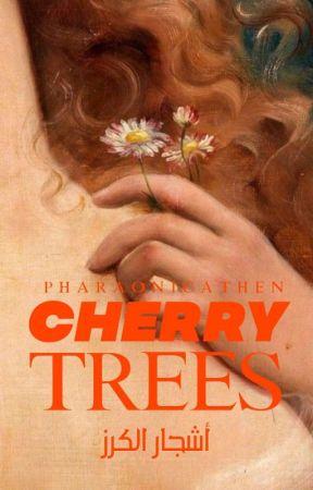 Cherry Trees   أشجار الكرز by PharaonicAthena