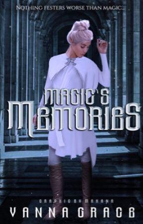 Magic's Memories by Ellowyne