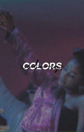colors   g.d by palmdolans