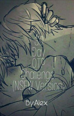 20 Day OTP Challenge [USUK] (NSFW Version) by YoonTaeGgukkie