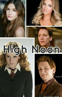 High Noon (Geormione/Fremione) cover