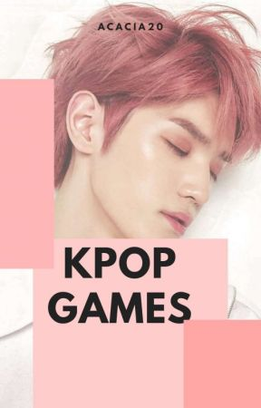 KPOP GAMES by ACACIA20