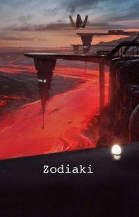 Star Wars - Zodiaki  cover