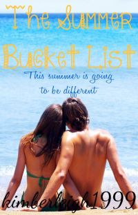 The Summer Bucket List cover