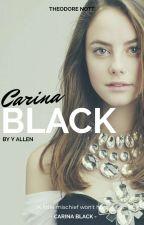 Black [Theodore Nott] by Y_Allen