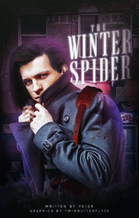 The Winter Spider   Peter Parker by jupiduer