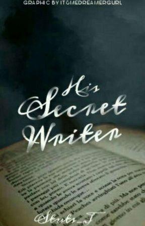 His Secret Writer by Miss_SJ7018