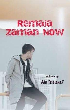 Remaja Zaman Now by AlinTersiana7