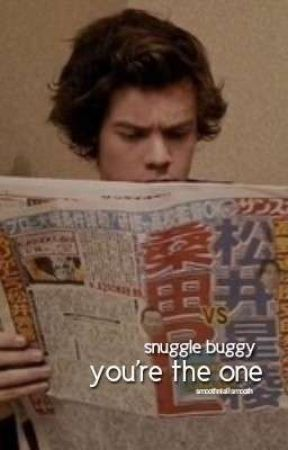 snuggle buggy you're the one ; larry español by divasa