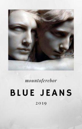 blue jeans // drarry | draco x harry by vortomorto