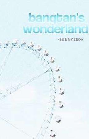 bangtan's wonderland!   //    bts crackfic by CHAOTICGGUK