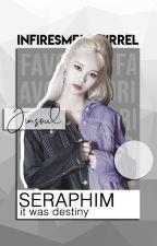 seraphim | lipsoul by infiresmesquirrel