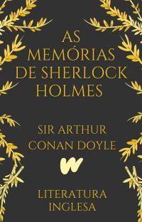 As Memórias de Sherlock Holmes (1894) cover