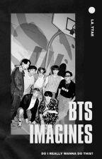 BTS Imagines by la_ttae
