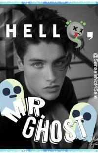 Hello, Mr. Ghost cover
