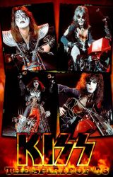 KISS- The Spirit Of 76' by MoonWalkerFan1998