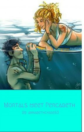 Meeting Percabeth for the First Time.  by annabethchase63