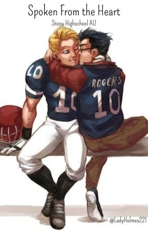Spoken From The Heart- Stony high school au by angelwiththeblue-box