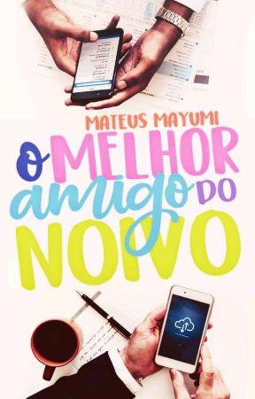 O Melhor Amigo do Noivo (Romance Gay) by MateusMayumi24