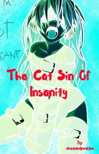 The Cat Sin Of Insanity  cover