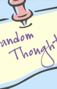 My Random Thoughts cover