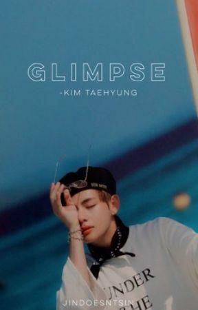 glimpse | kim taehyung by jindoesntsin