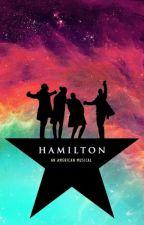 Hamilton Soundtrack Lyrics by elizabethmarie131