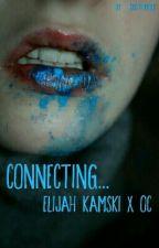 Connecting... [Elijah Kamski x OC] by KirstenHeber