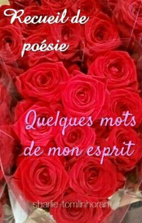 Recueil de poésie-Quelques mots de mon esprit by Heluna19